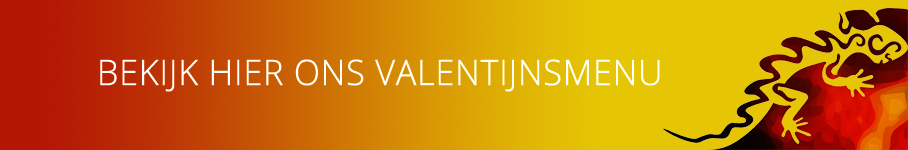 Valentijnsmenu Cantina